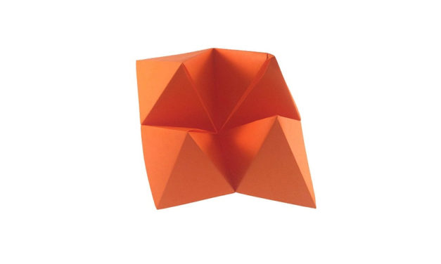 Traditional Origami Fortune Teller