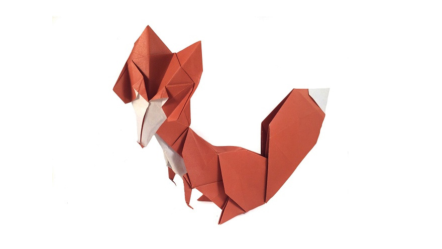 origami kangaroo,kangaroo origami,origami kangaroo instructions ... | 496x880