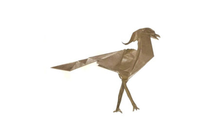 A favourite: Diaz's Origami Secretary Bird