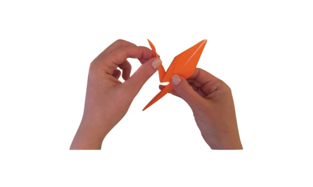 Origami and Mindfulness