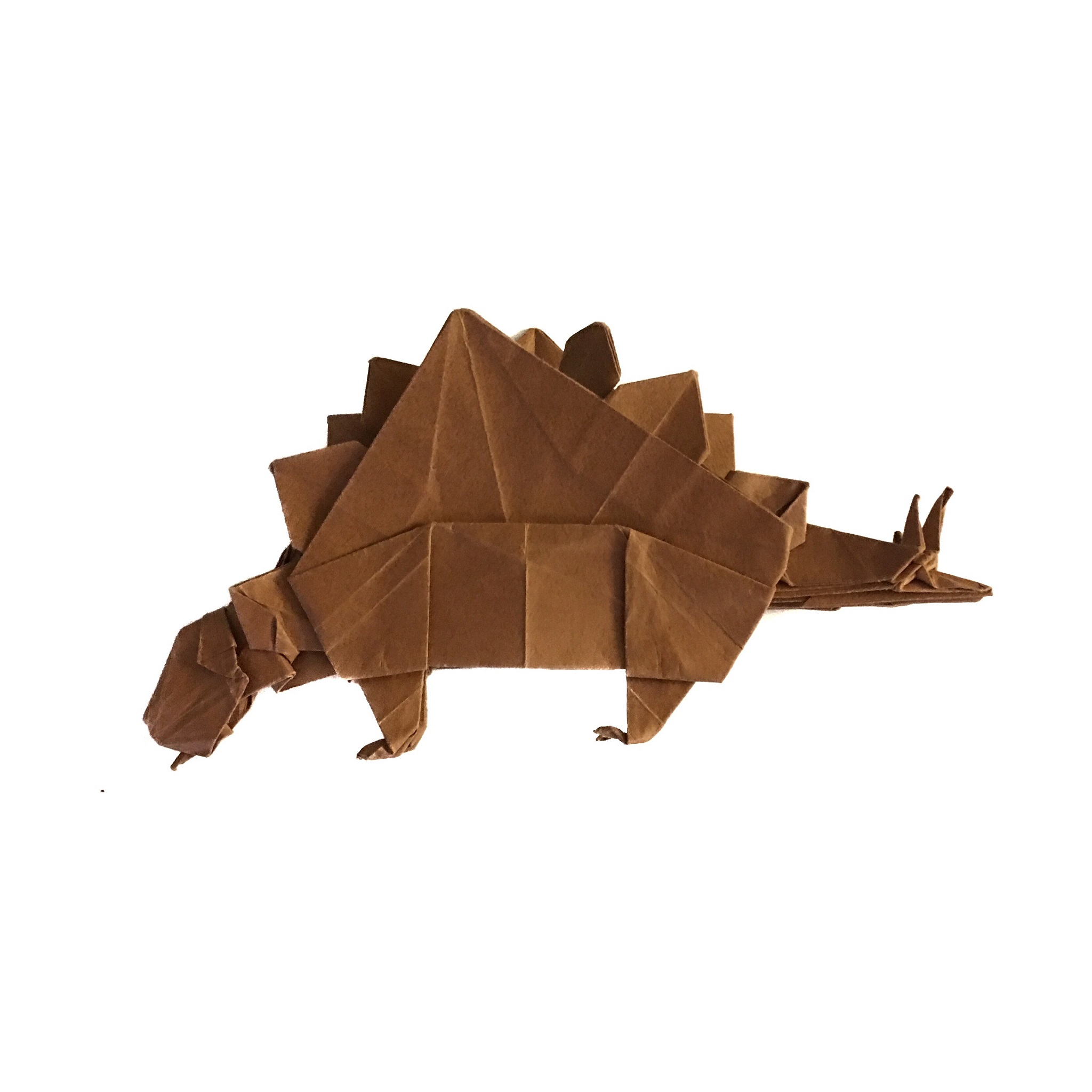 Origami Dinosaurs, a list of online, origami-dinosaur diagrams ... | 2048x2048