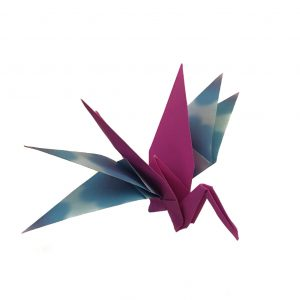 Flapping Crane, designed by Fuse