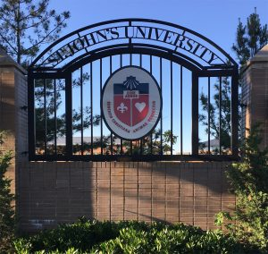 Gates at St Johns University