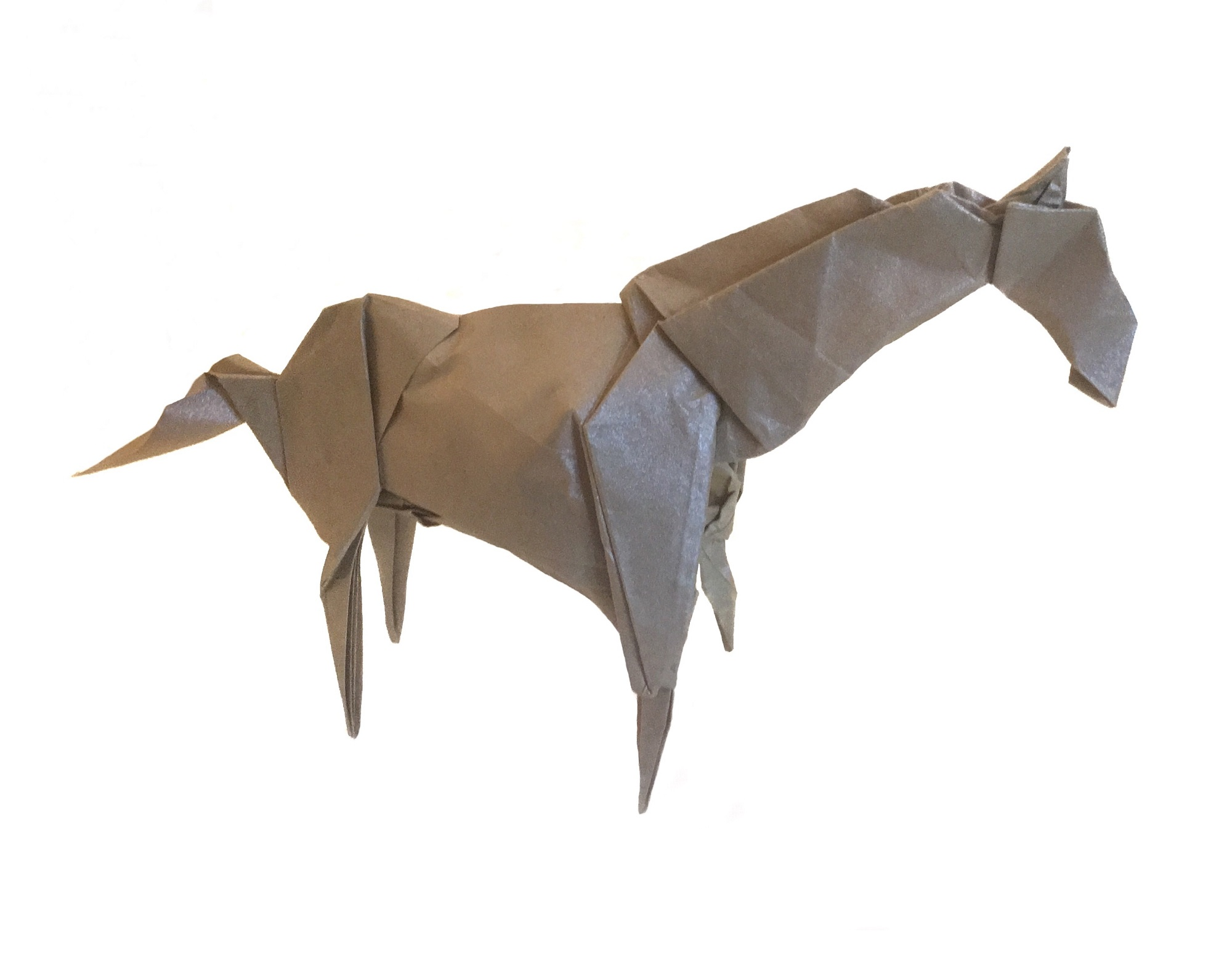 How to Make an Easy Origami Horse | 1550x2000