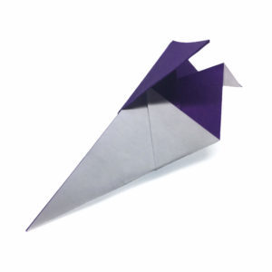 Origami Pigeon Experiment - Origami Expressions