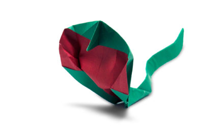 Fold an Easy Origami Cobra