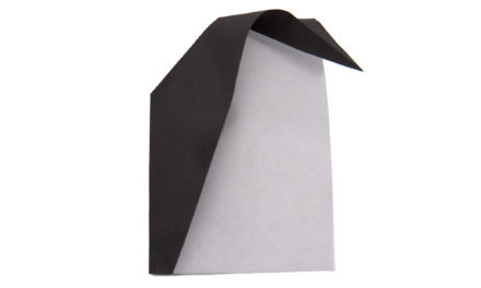 How to Make an Origami Penguin in Five Folds