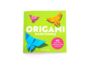 origami made simple book by russell wood