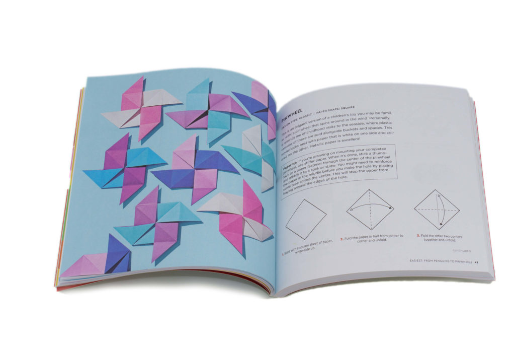origami made simple book page