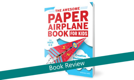 The Awesome Paper Airplane Book for Kids Review