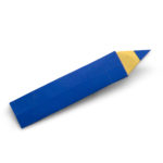 origami pencil designed by Marc Kirschenbaum from the book Pure and Simple Origami